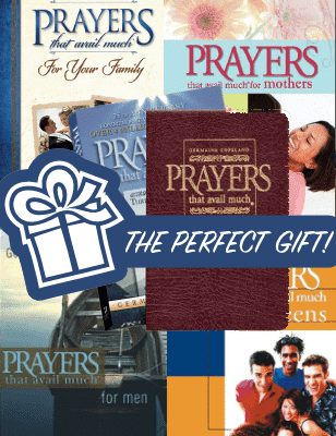 Prayers that avail much - family gift bundle