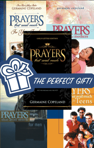 Prayers that avail much - gift bundle for family (Gold Letter Edition)