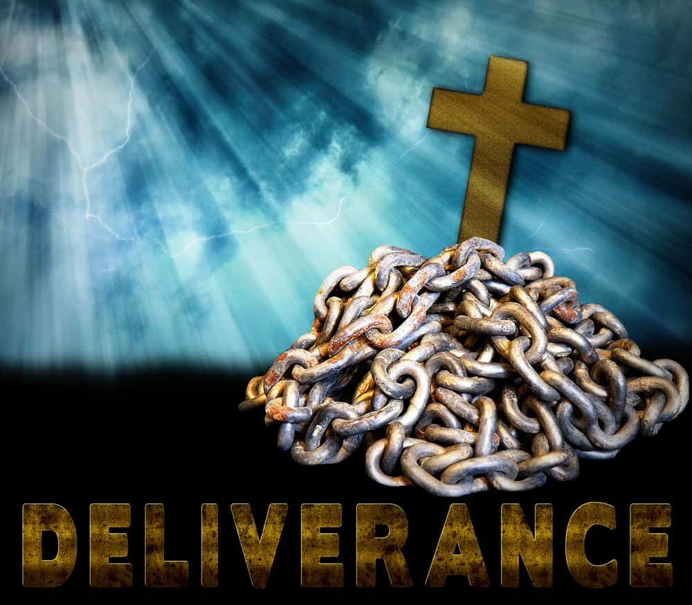 deliverance from Satan and his demonic forces