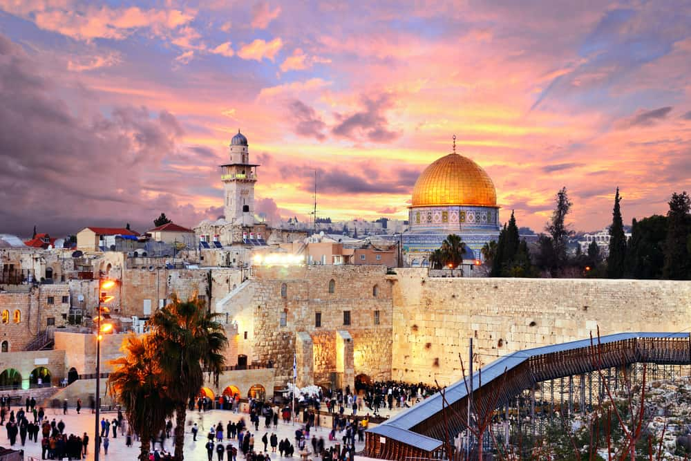 prayer for the Nation and people of Israel