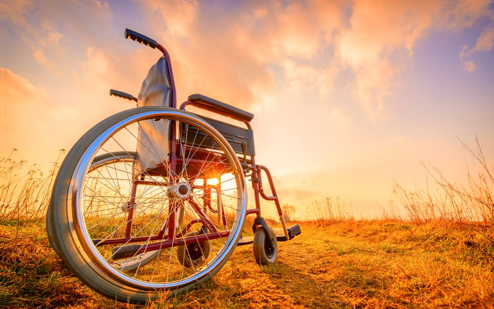 healing of the handicapped